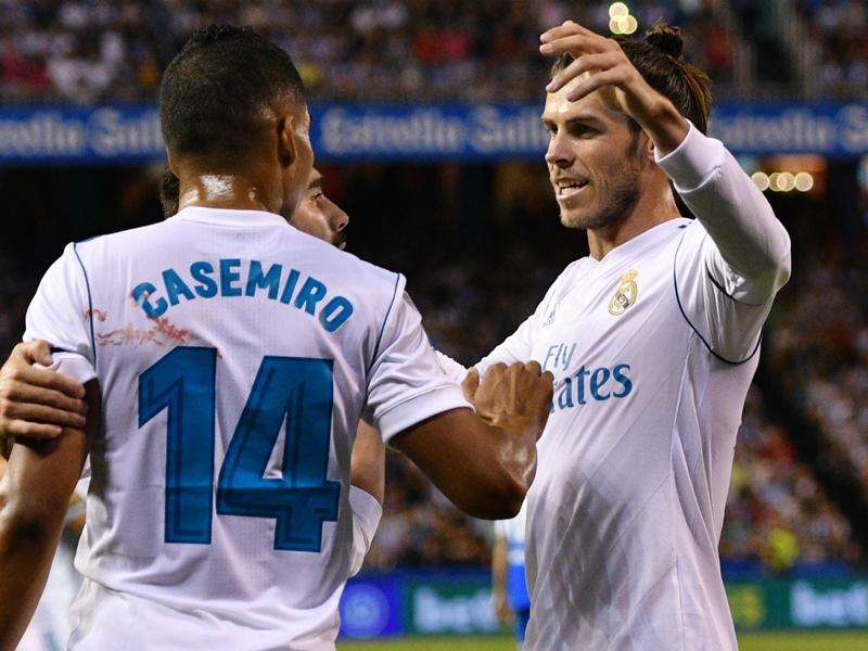 Deportivo La Coruna 0 Real Madrid 3: Bale nets as champions make confident start