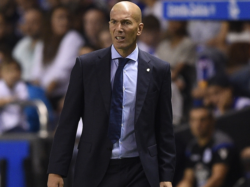 Zidane wants no more changes to Real Madrid squad