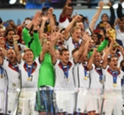 Germany ends 2014 on top of rankings