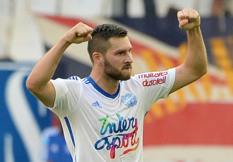 Gignac to leave Marseille