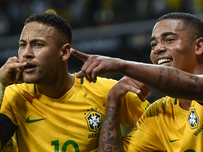 World Cup 2018: Opta make Brazil favourites for glory in Russia