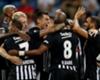 Besiktas goal celebration 8182017