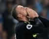 Everton striker Wayne Rooney