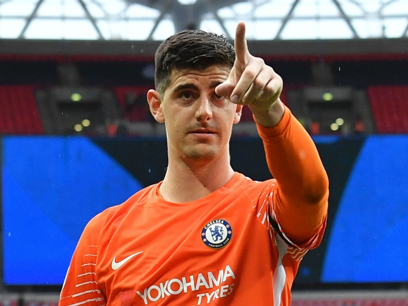 Courtois would be a good signing for PSG – Meunier