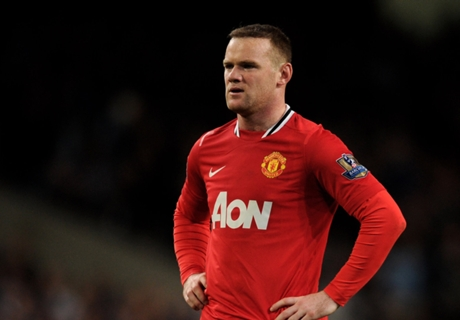 Wayne Rooney Terancam Absen