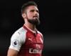Olivier Giroud: Saya Belum Selesai Di Arsenal