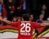Blüht bei Leverkusen regelrecht auf: Giulio Donati
