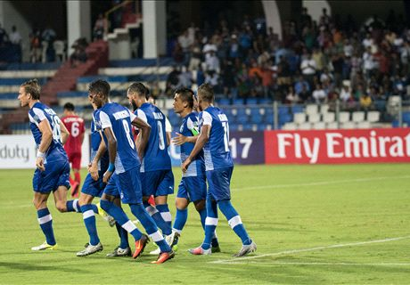 Bengaluru FC's AFC Cup journey ends