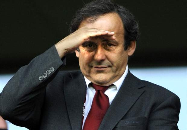 Michel Platini looking forward to Fulham's first European final