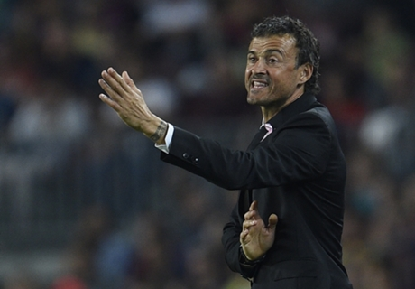 Luis Enrique: Clasico defeat is motivation