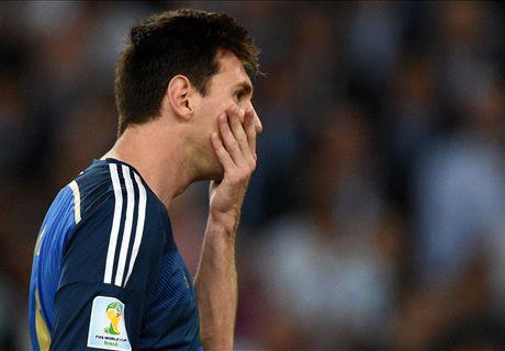 Blatter: Messi didn't deserve Golden Ball