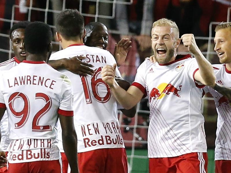 New York Red Bulls 1 New York City 1: Honours even in Hudson River derby