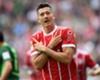 Robert Lewandowski Bayern Munich Bundesliga 08262017