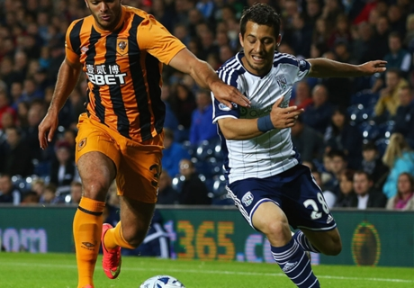 REVIEW Piala Liga: West Brom & Fulham Tersingkir