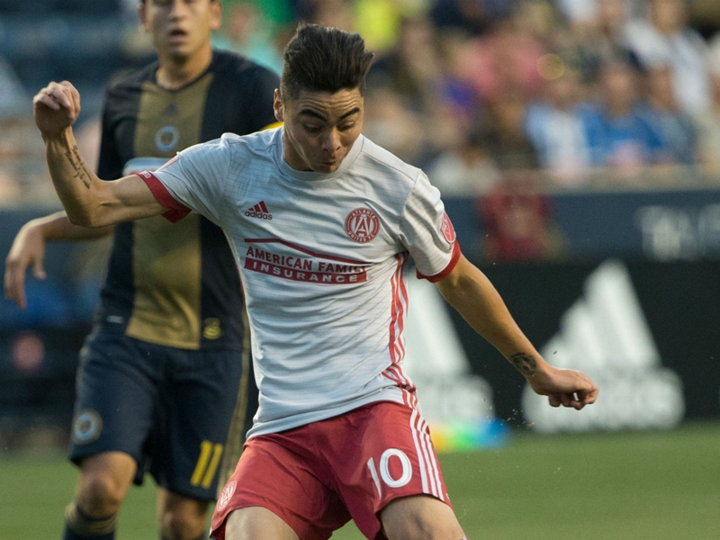 Atlanta United ends lackluster road swing with disappointing draw