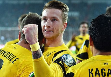 Man City ready to join Reus scramble