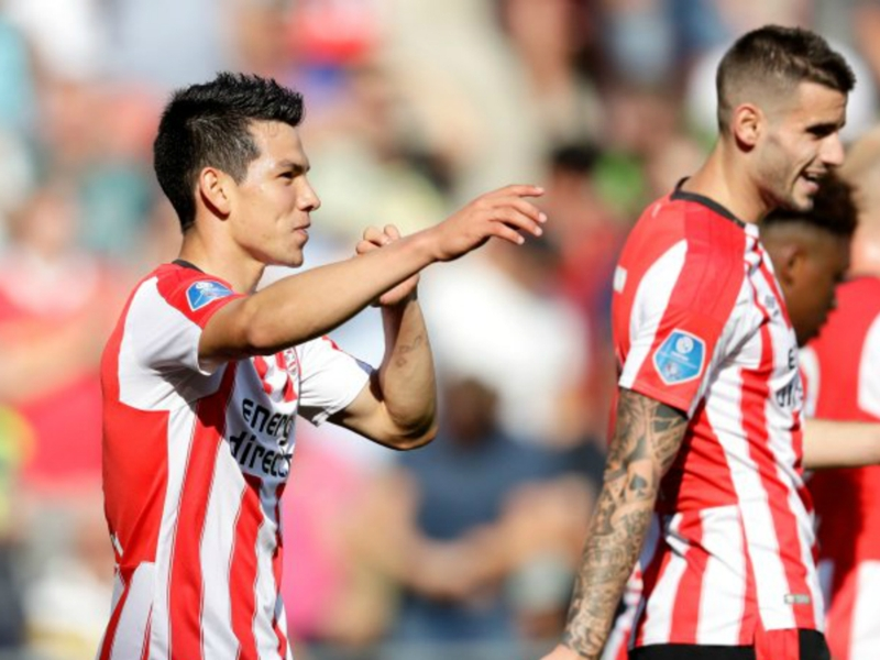 Mexicans Abroad Minute: Lozano scores again, Guardado notches two assists
