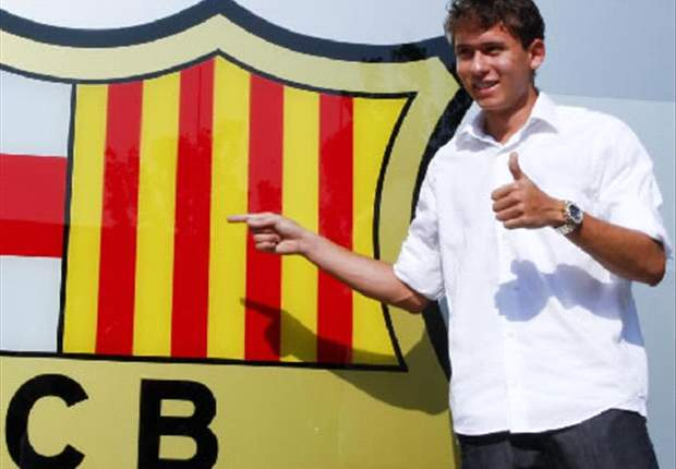 Barcelona-owned Keirrison regrets joining Benfica on loan