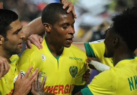 Laporan Pertandingan: Nantes 1-1 Rennes
