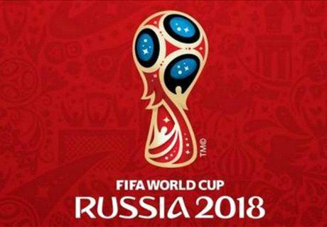 Rusia presenta el logotipo para 2018