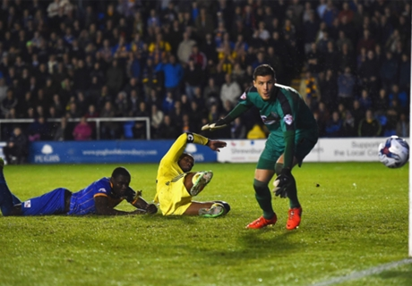 Shrewsbury 1-2 Chelsea: Own goal winner