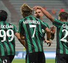 Sassuolo et Vérone compostent leur ticket en Coupe d'Italie
