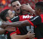 Resumo da 36ª rodada: Fla bate o Corinthians, Santos vence o Grêmio e o São Paulo se garante na Série A