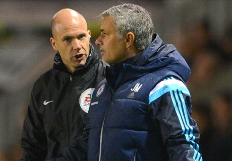 League Cup fifth round: Derby v Chelsea