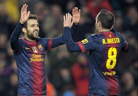 Should Barca have sold Iniesta?