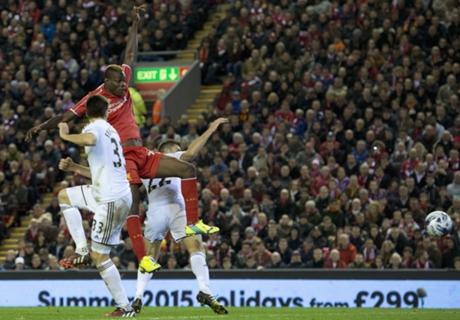Lovren: Balotelli goal a relief