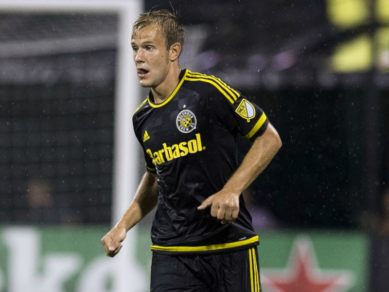 Columbus Crew sell Naess to Heerenveen