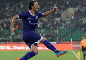 The Golden Boot Award | The accolade for the ISL's top scorer went to Chennaiyin FC's Elano Blumer for his amazing 8 goals which powered the South Indian side to the top of the table