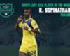 Pemain Terbaik Asia Tenggara Pekan Ini (20-26 Oktober): R. Gopinathan