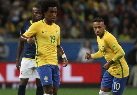 Neymar, Paulinho, Jesus e cia, pilares da Seleção atravessam grande momento em seus clubes