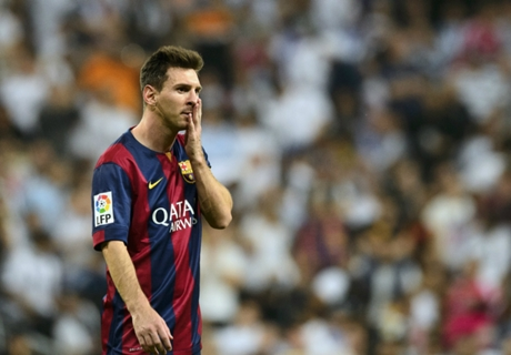 'Messi can't disrupt defences any more'