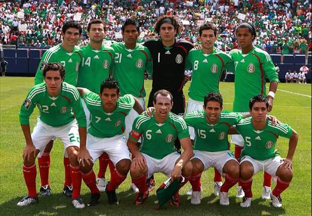 Pick Your Mexico Starting XI Against El Salvador