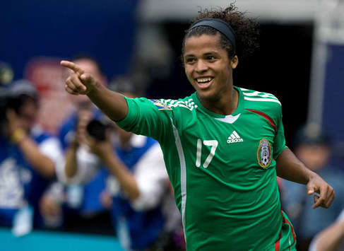 Giovani Dos Santos - Mexico (Mexsport)