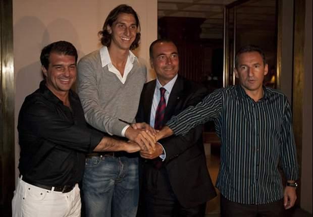 Joan Laporta Hails Accomplishments Of Pep Guardiola & Txiki Begiristain At Barcelona