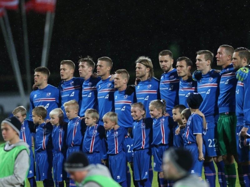 L'Islande cède en amical contre la Tchéquie