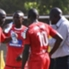 Ulinzi Stars coach Robert Matano during a past KPL league match.