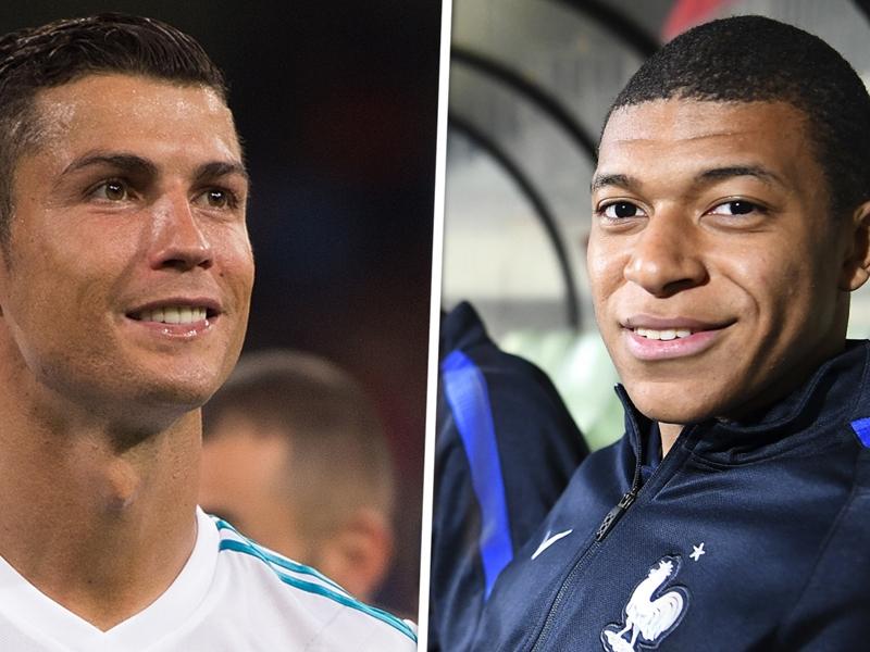 """Kylian Mbappé : """"Critiquer Cristiano Ronaldo ? Il faut le faire..."""""""