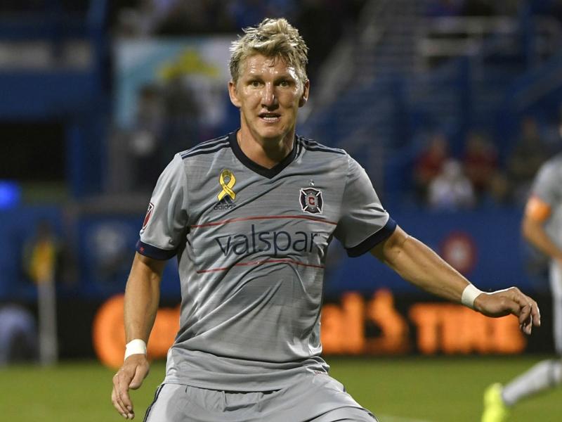 MLS Review: Schweinsteiger lifts Chicago, Orlando thrashed