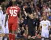Swansea appeal Fernandez red
