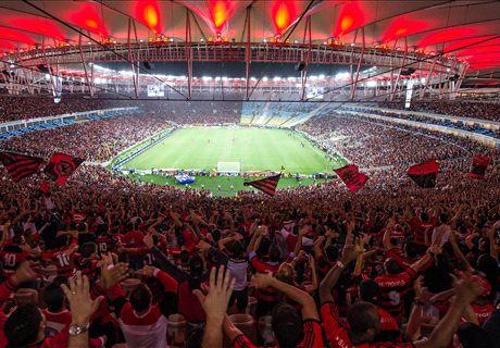 Fla e Corinthians na lanterna!