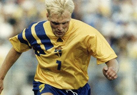 Morre ex-jogador sueco aos 46 anos