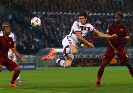 Lewy: Dortmund are still dangerous