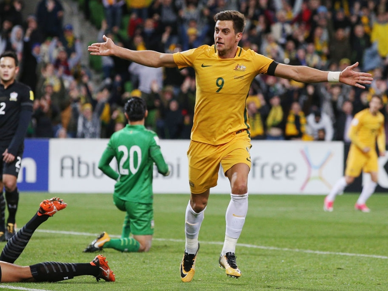 Australia overcome Thailand, World Cup hopes still in the balance