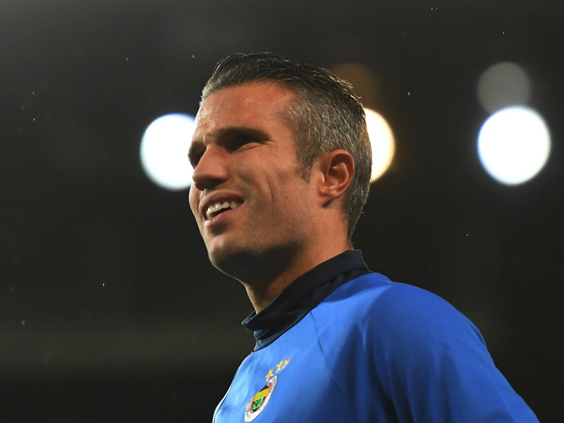 Feyenoord return 'beautiful and special' for former Man Utd & Arsenal star Van Persie