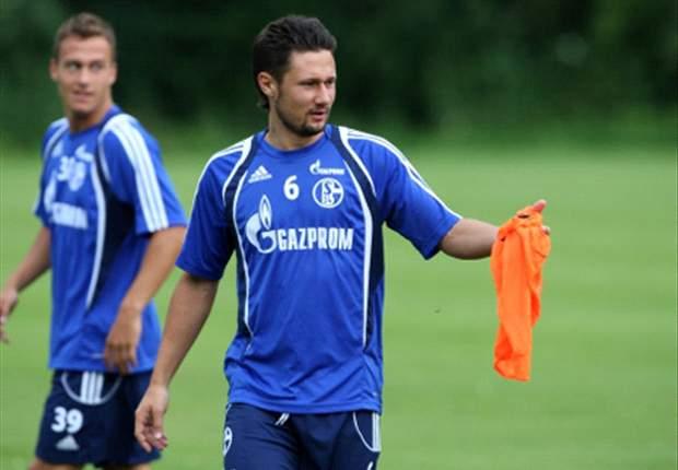 Attacke gegen Mario Götzes Bruder in der Regionalliga: Albert Streit sieht in der Halbzeit Rot