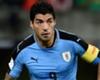 Uruguay star Luis Suarez